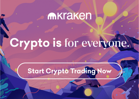 Kraken- Crypto is for everyone